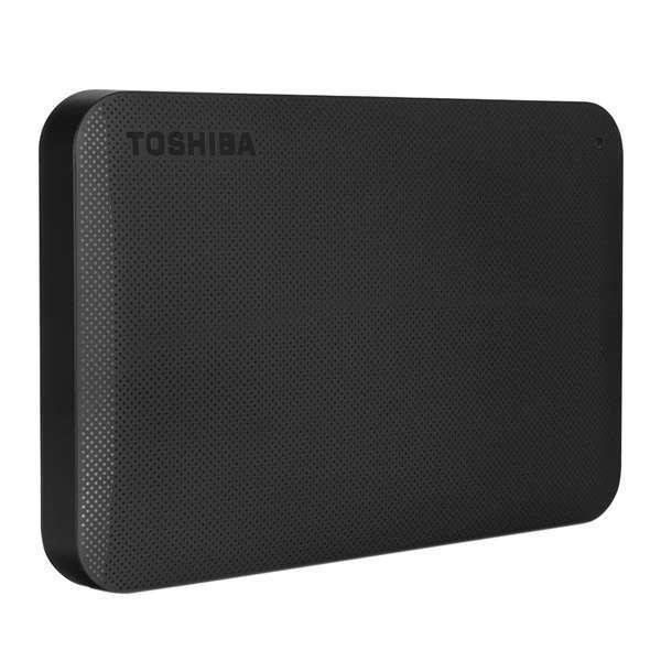 Внешний жесткий диск Toshiba Canvio Ready 500 ГБ (HDTP205EK3AA)