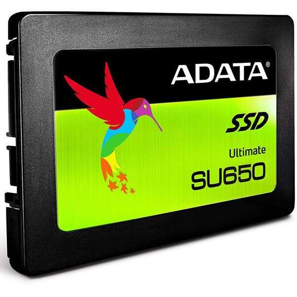 Внутренний диск SSD Adata SU650 120 Gb