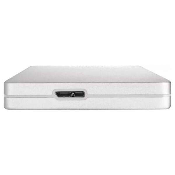 "Внешний жесткий диск Toshiba Canvio Alu 1000ГБ 2.5"" Silver (HDTH310ES3AB)"