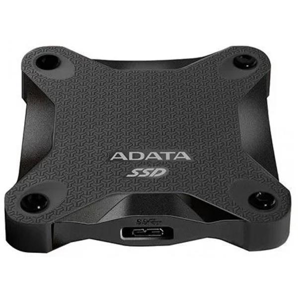 Внешний SSD Adata 480 ГБ (ASD600Q-480GU31-CBK)