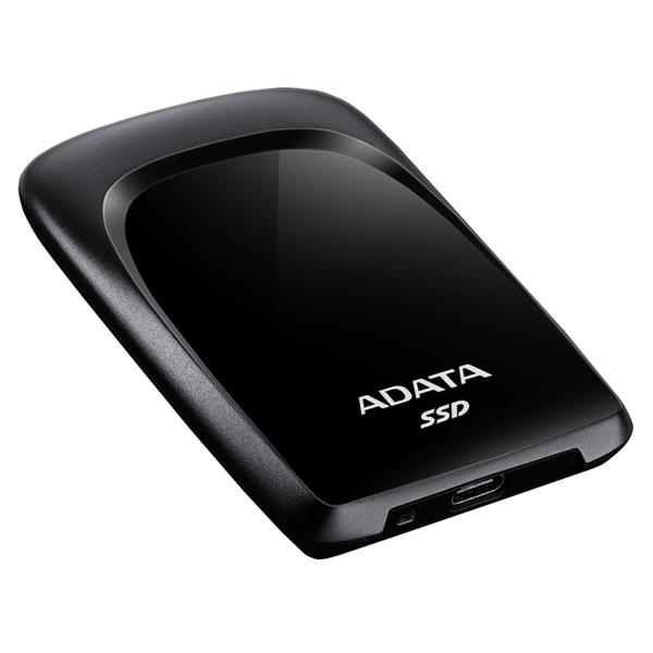 Внешний SSD Adata 480 ГБ (ASC680-480GU32G2-CBK)