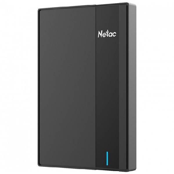 Внешний жесткий диск Netac K331-2T черный