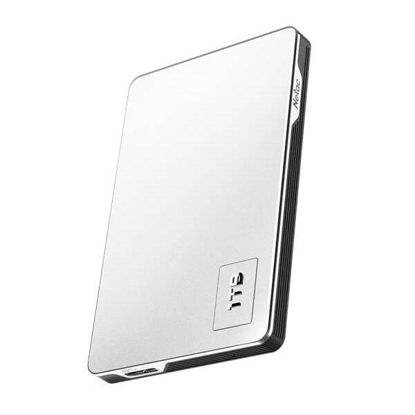 Внешний жесткий диск Netac K338-1T серый