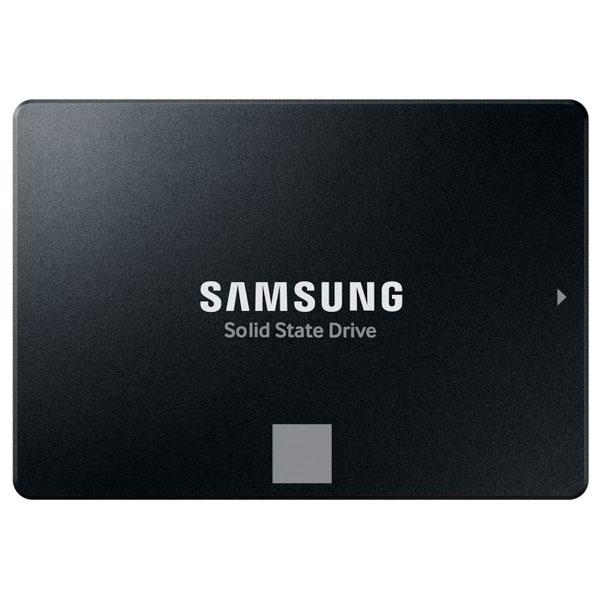 Внутренний диск SSD Samsung 870 Evo 250 ГБ (MZ-77E250BW)