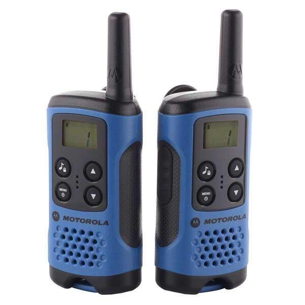 Радиостанция Motorola TLKR T41 (Blue)