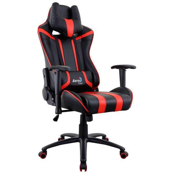 Кресло игровое Aerocool AC120 AIR-BR