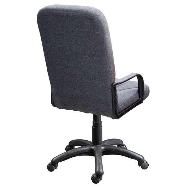 Офисное кресло Zeta Маджестик гобелен цвет серый