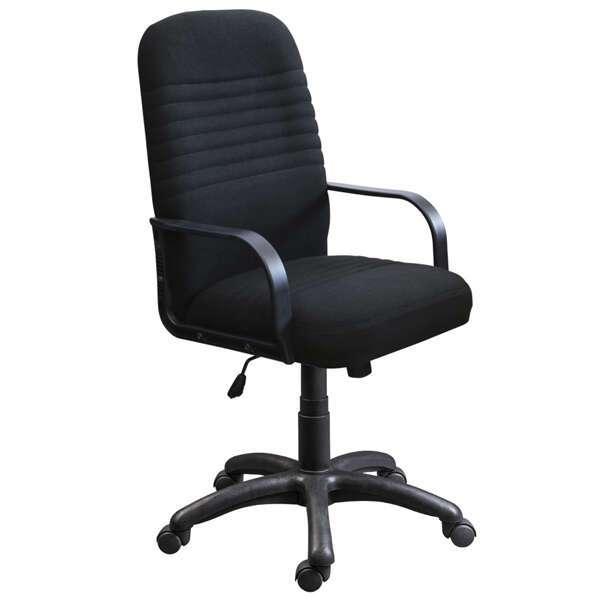 Офисное кресло Zeta Б Директор гобелен цвет черный