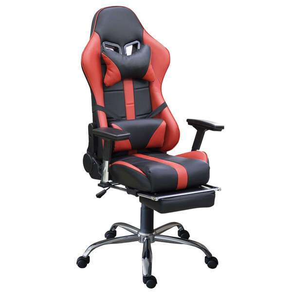 Геймерское кресло Zeta Strike Turbo