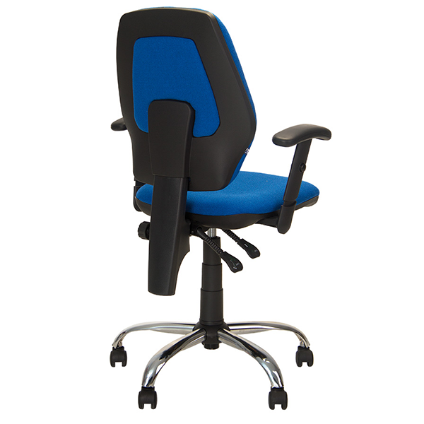 Кресло для персонала Nowy Styl MASTER GTR ERGO WINDOW CHROME ZT-07