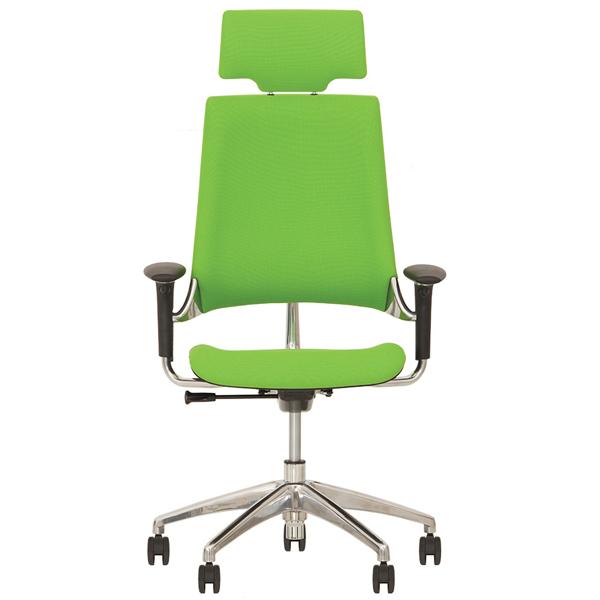 Кресло для руководителя Nowy Styl HIP-HOP R HR WHITE LE-I