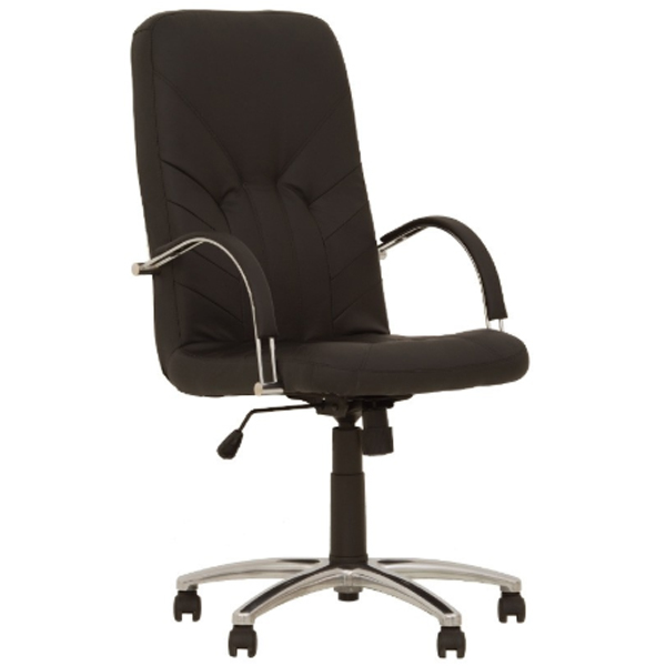Кресло для руководителя Nowy Styl Manager Steel Chrome SP-A