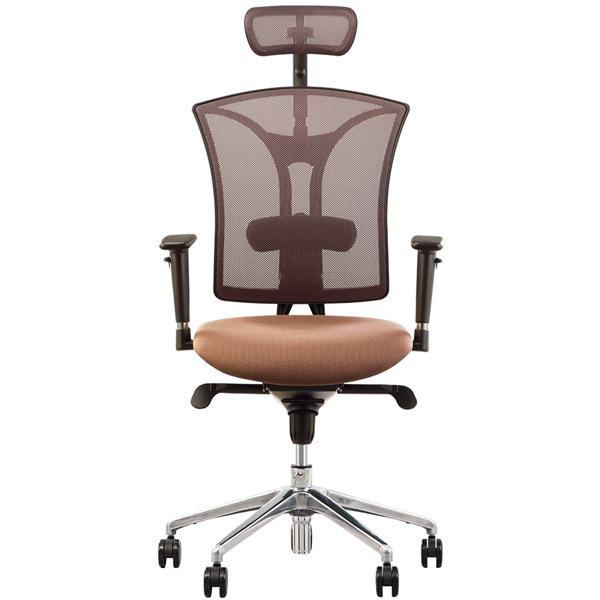 Кресло для руководителя Nowy Styl PilotT R HR NET OH/4 ZT-15