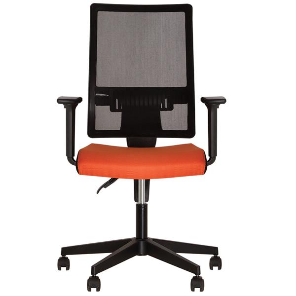 Кресло для персонала Nowy Styl Taktik R NET Freelock + PL70 OP/24 ZT-24