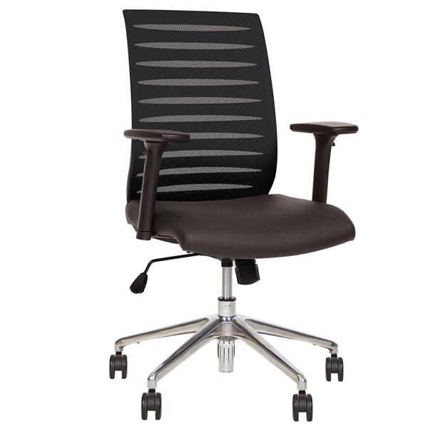Кресло для персонала Nowy Styl Xeon R Chrome OH/5 LS-06