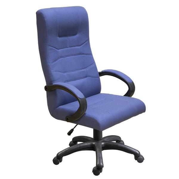 Представительское кресло Zeta Мерген (Синий)