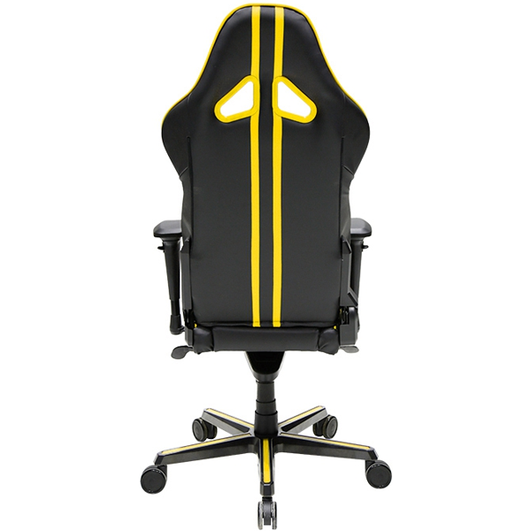 Игровое компьютерное кресло DX Racer OH/RV131/NY (Black/Yellow)