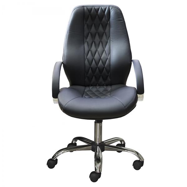 Кресло руководителя Zeta FB-011 (черное)