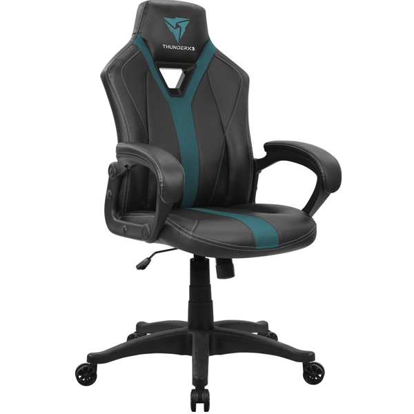 Игровое компьютерное кресло ThunderX3 YC1 BC (Черный/синий)