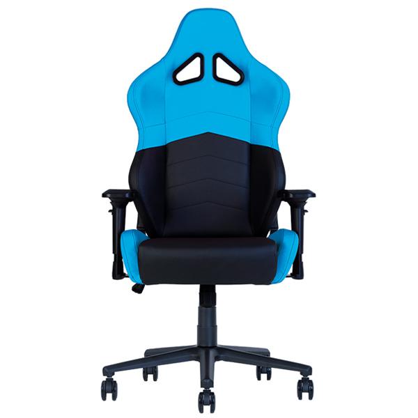 Геймерское кресло Nowy Styl Hexter Pro R4D Tilt  MB70 ECO/01 Black/Blue
