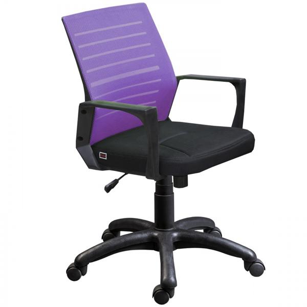 Офисное кресло Zeta М-3 сиреневое