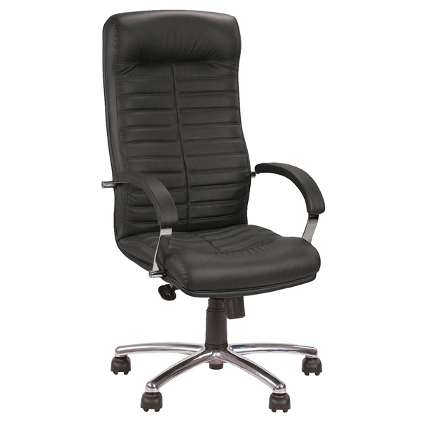 Кресло для руководителя Nowy Styl Orion Steel Chrome RU LE-A