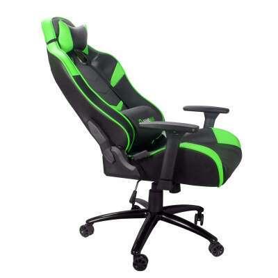 Игровое кресло GameMax GCR08 Green