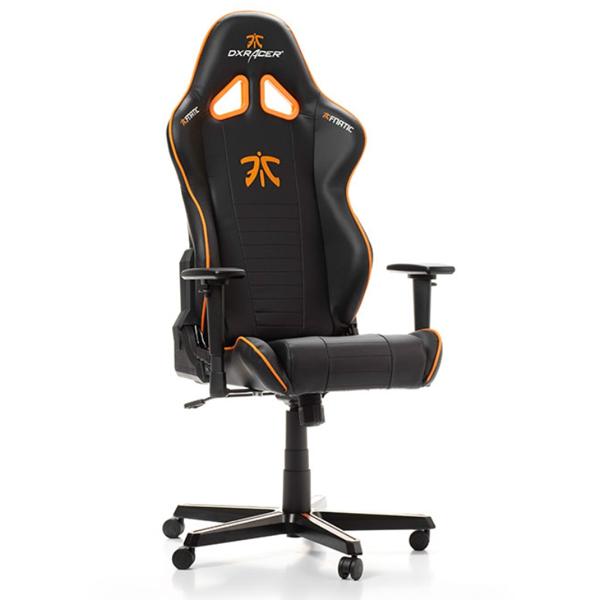 Кресло игровое DX Racer OH/RZ58/N, Чёрно-серое