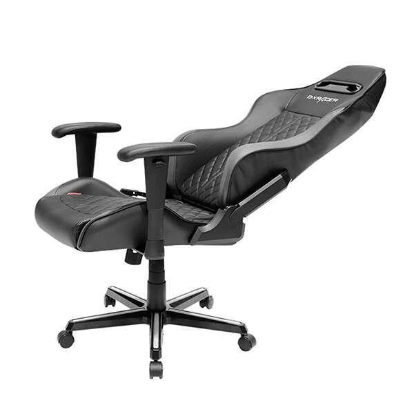 Кресло игровое DX Racer OH/DH73/NG, Чёрный-серый