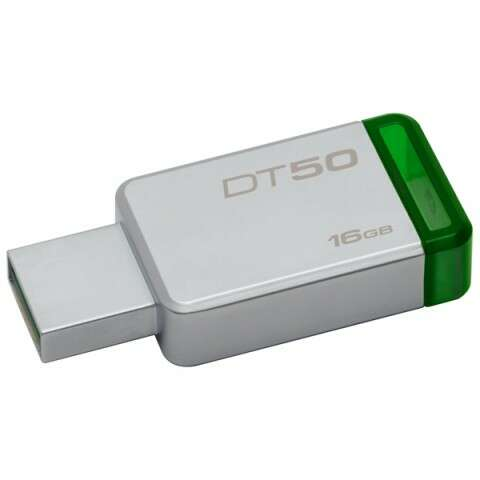 USB накопитель Kingston Data Traveler 50 (DT50 / 16Gb)