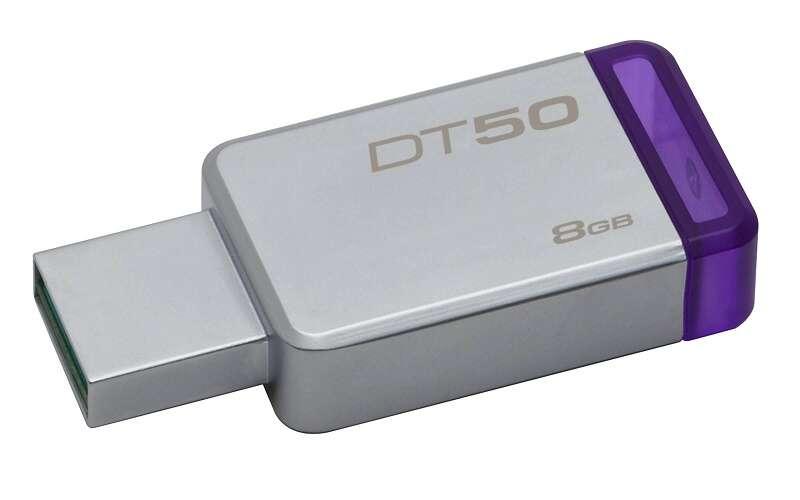 USB накопитель Kingston DT50 / 8Gb