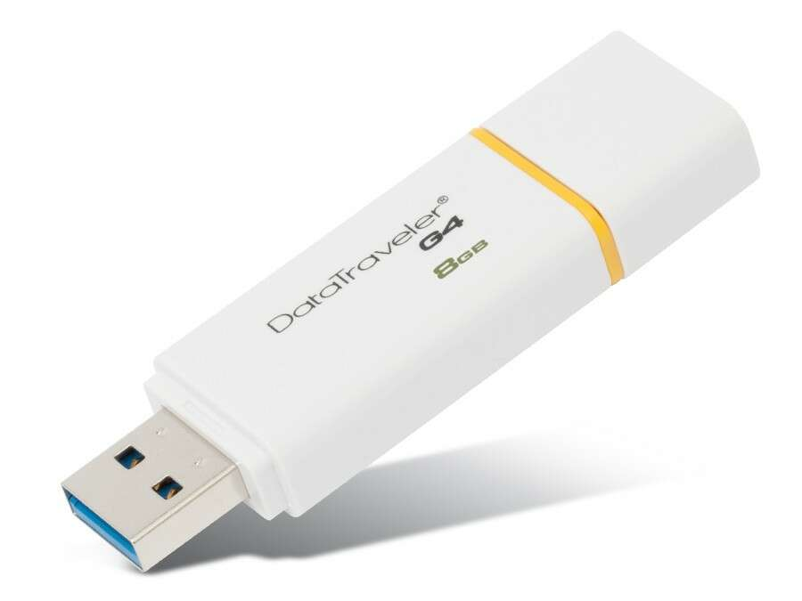 USB накопитель Kingston DTIG4/8GB USB 3.0