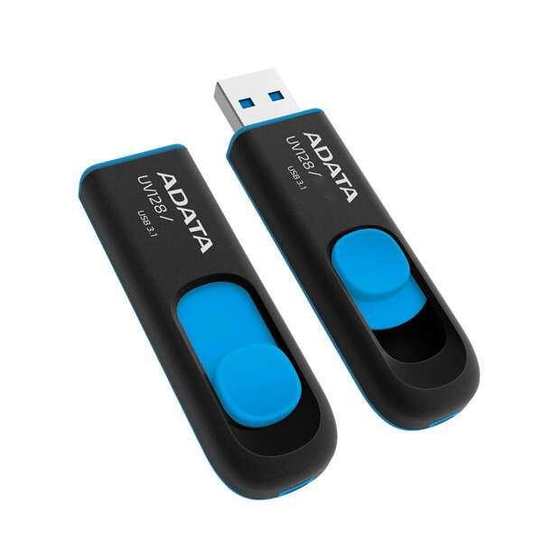 USB накопитель Adata UV128 32 Гб (AUV128-32GB-RBE)