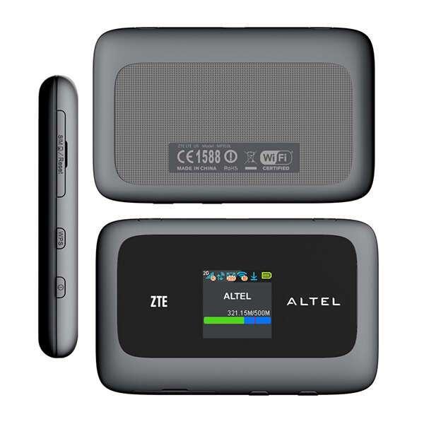 Mi-Fi роутер Altel ZTE 910L