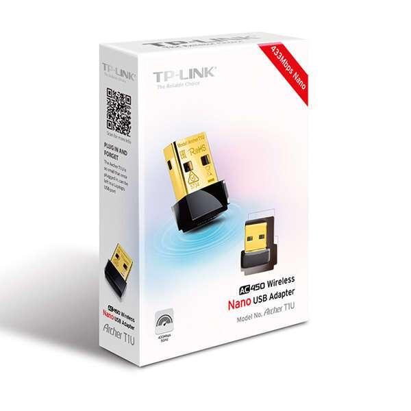 USB-адаптер TP-Link Archer T1U AC450