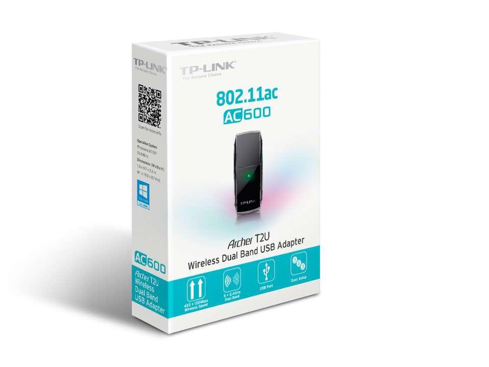 USB-адаптер TP-Link Archer T2U AC600