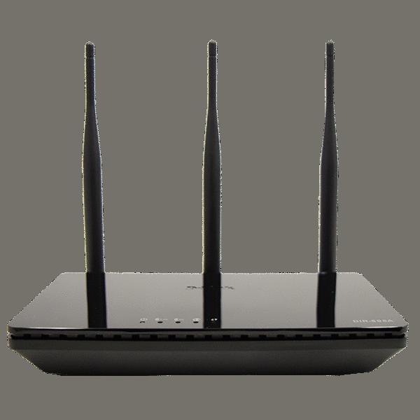 Маршрутизатор D-Link DIR-806A RU/B1A AC750