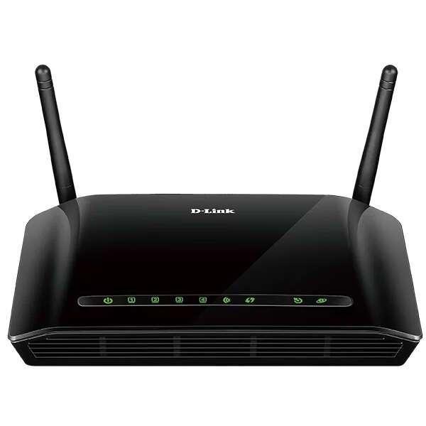 Wi-Fi роутер D-Link DSL-2740URAV2A