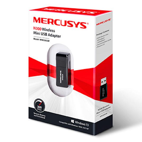 USB адаптер Mercusys MW300UM