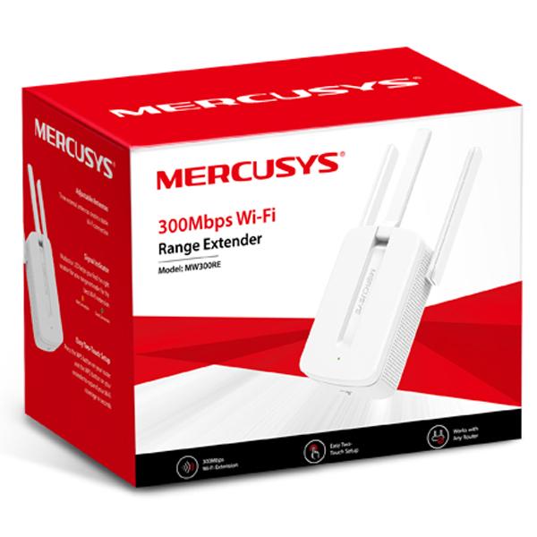 Усилитель Wi-Fi сигнала Mercusys MW300RE(EU)