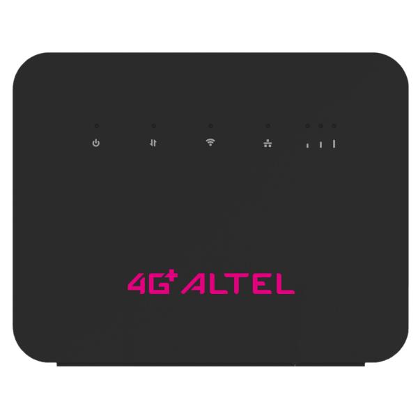 Wi-Fi роутер Altel P28 CPE + Стартовый пакет Altel