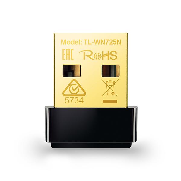 Беспроводной USB-адаптер TP-Link TL-WN725N Nano