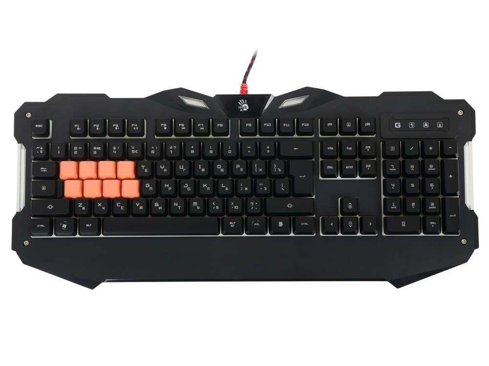 Клавиатура игровая Bloody A4tech B328