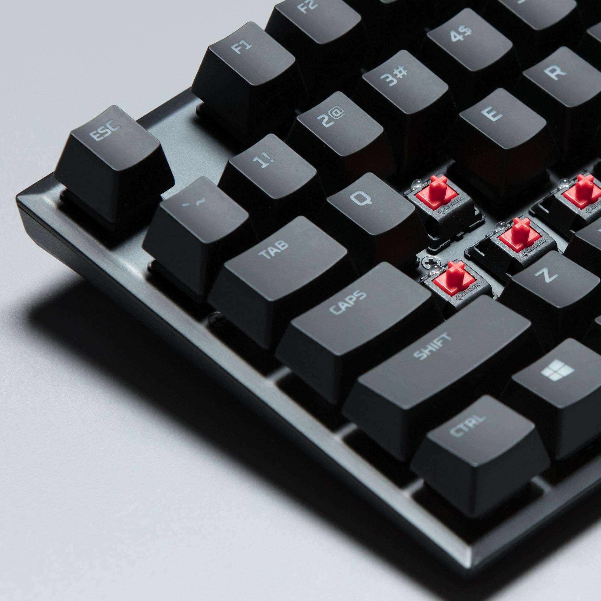 Игровая проводная клавиатура HyperX Alloy FPS Pro Cherry MX Red