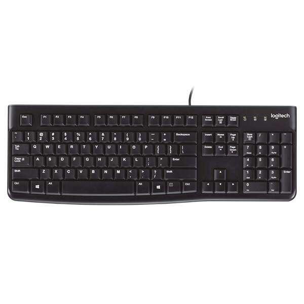 Проводная клавиатура Logitech K120 (920-002522)