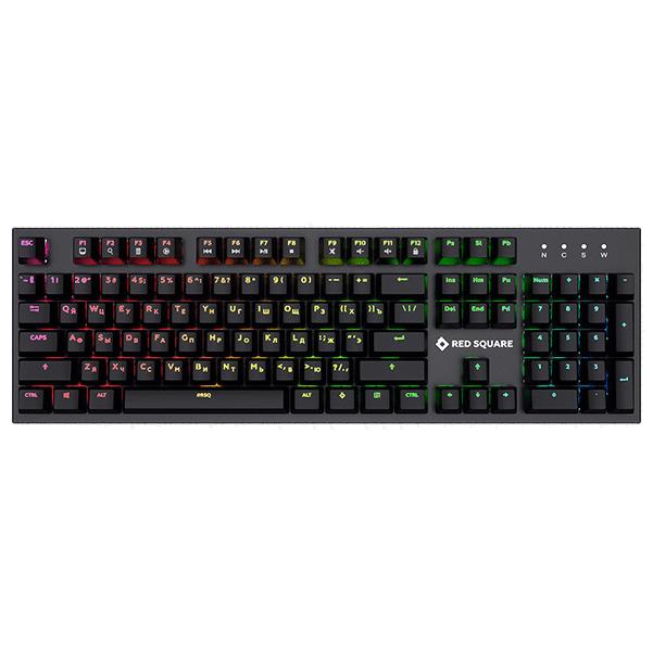 Клавиатура игровая проводная Red Square Redeemer  v2 RGB (RSQ-20013)
