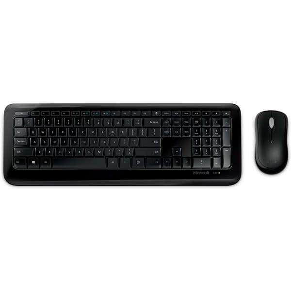 Клавиатура + мышь Microsoft Wireless Desktop 850 with AES PY9-00012