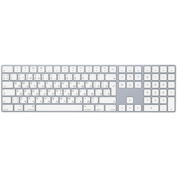 Клавиатура Apple Magic Keyboard with Numeric Keypad MQ052
