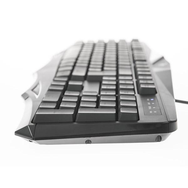 Игровая клавиатура 2E Ares KG 108 USB Black (2E-KG108UB)