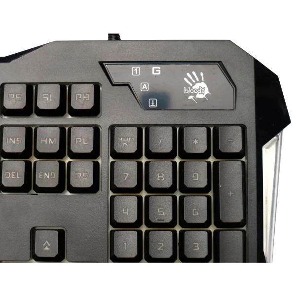 Клавиатура игровая A4 Tech Bloody B130 USB